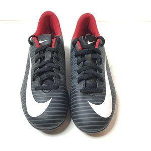 Nike JR Mercurial Soccer Cleats Boys 4.5Y Black